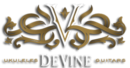 DeVine Guitars and Ukuleles