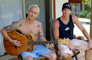 Mike McCreedy plays DeVine Guitars